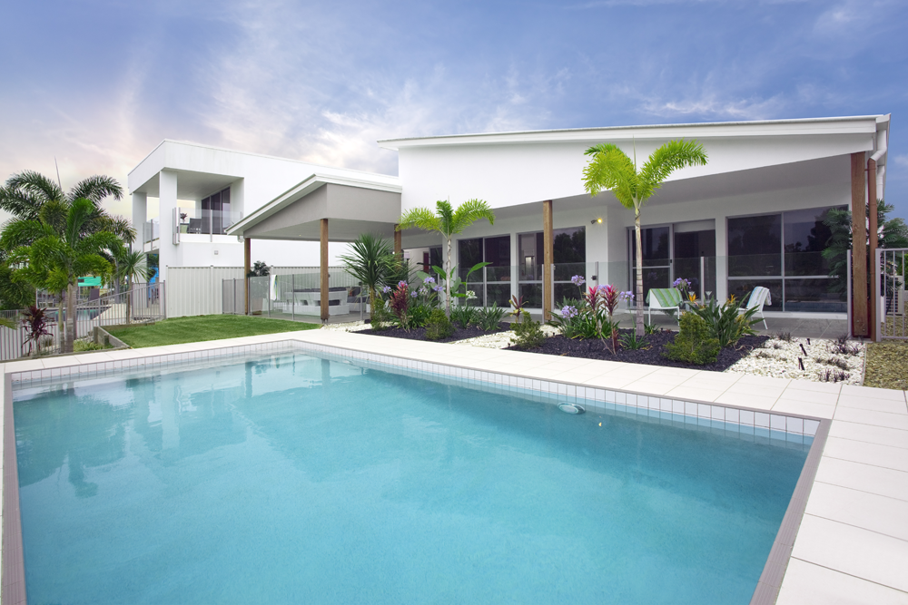 Aquabiking on your pool
