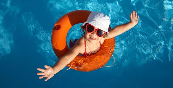 N'ayez plus peur de mettre vos enfants à l'eau