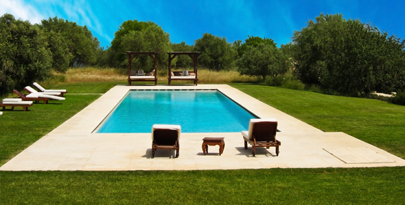 Les lignes parfaites de votre piscine