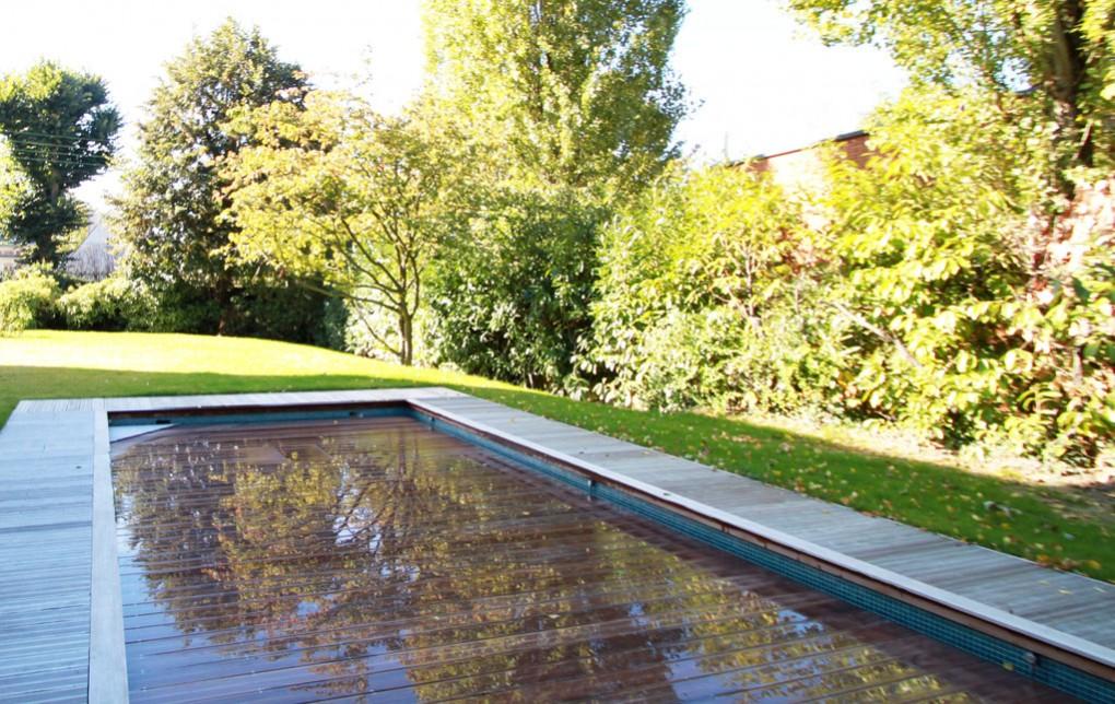 Une piscine amovible : tout à y gagner