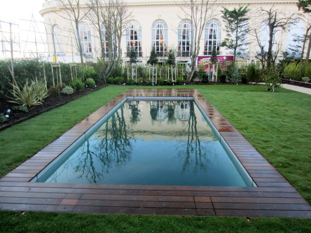 Le fond mobile ou la piscine de luxe