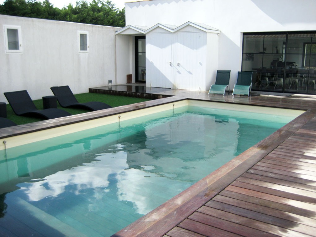 Un plancher mobile sur votre piscine