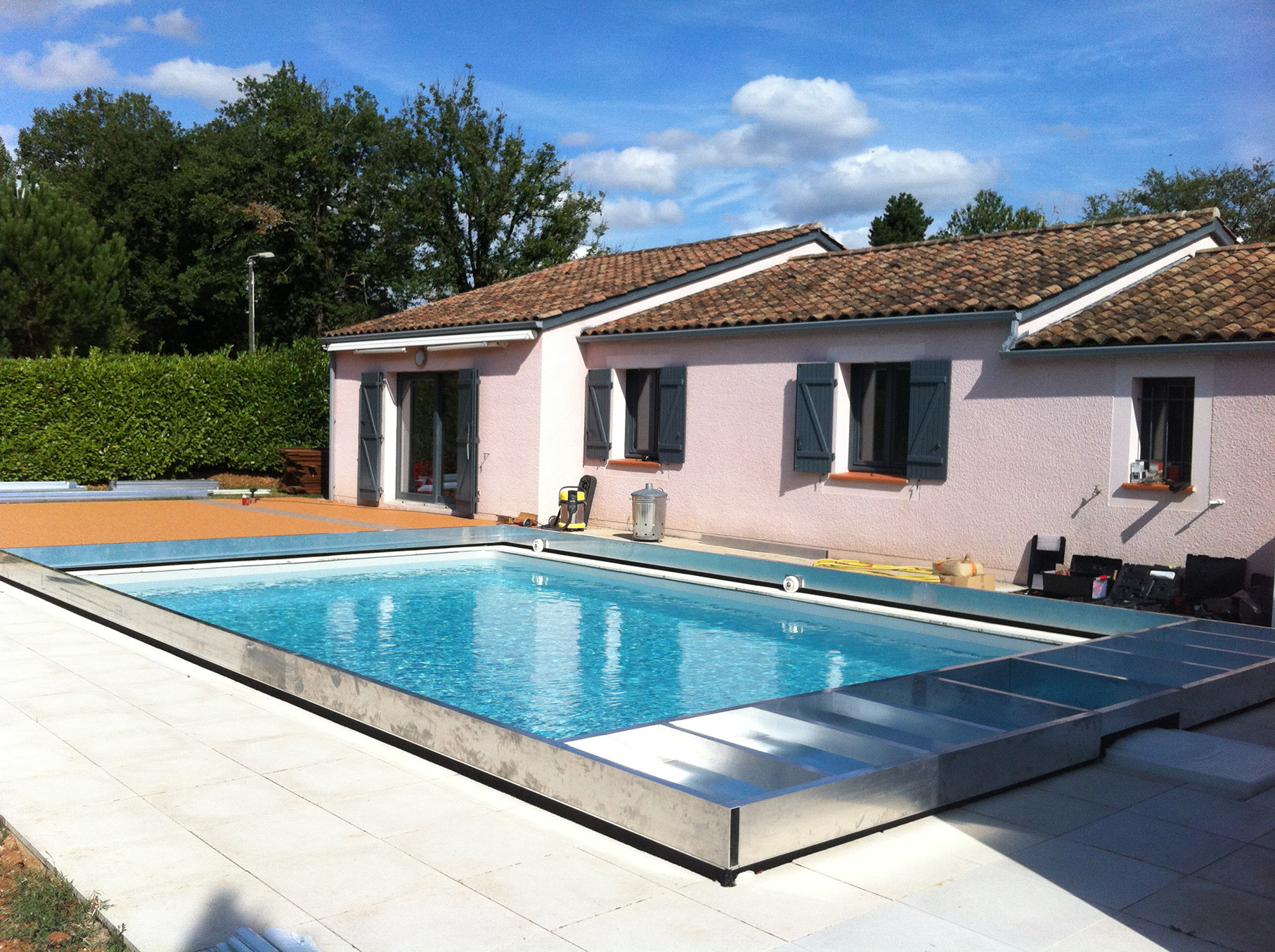 Piscine fond mobile tarif le blog des professionnels de for Tarif construction piscine