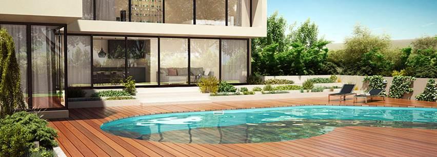 Transformer sa terrasse en piscine